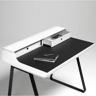 Schreibtisch PS 10 Essenz | Weiß