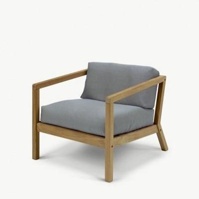 Outdoor Chair Virkelyst | Ash