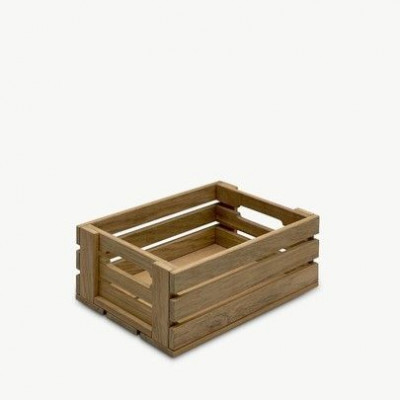 Dania Box 2 | Teak