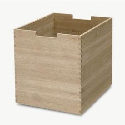 Cutter Box Large | Oak