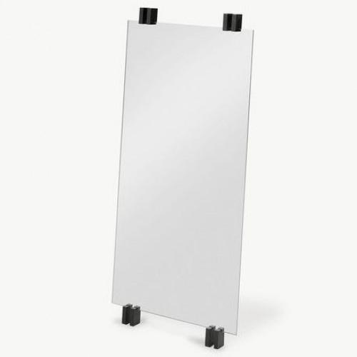 Cutter Spiegel | Schwarz-Eiche