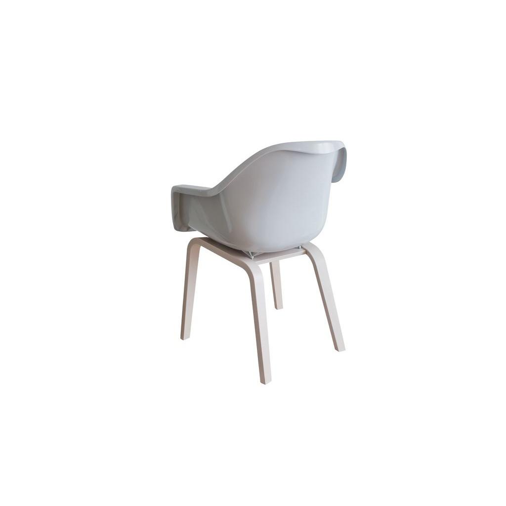 Bruno Chair Light Grey