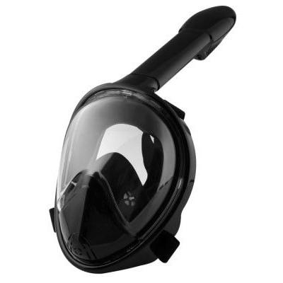 Full Face Snorkel Mask | Black
