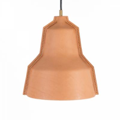 Lloyd Lamp   Natural Leather