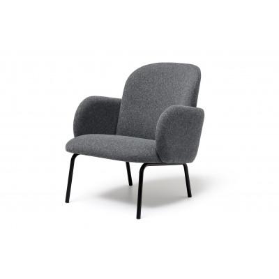 Dost Chair   Dark Grey