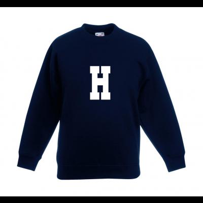 Kinder-Pullover H | Blau