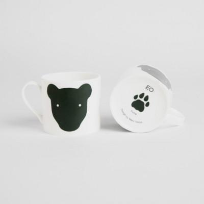 Tasse mit Tieren | Puma