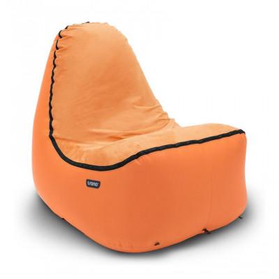 Aufblasbarer Stuhl | Orange