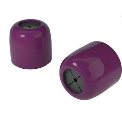 Wine Cell Bottle Holder Purple