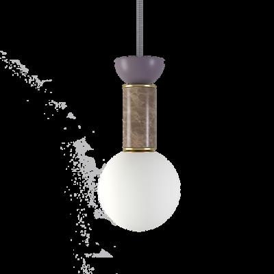 Creative Light Round | Purple