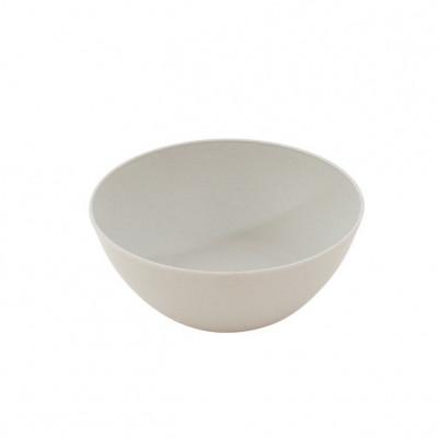 Bowl Plant Fibre 18 cm | Light Grey