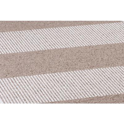 Teppich Norrby   Braun / Beige