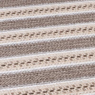 Teppich Runö   Braun und Beige