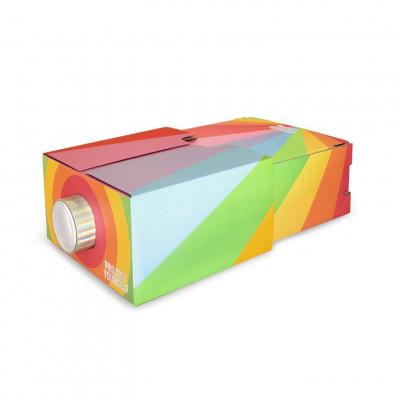 Smartphone Projector | Regenbogen
