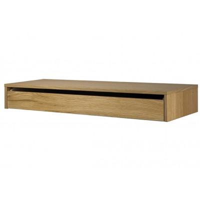 Schublade L 80 x 27 cm | Eiche