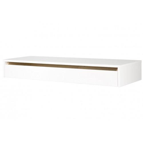 Drawer L 80 x 27 | White