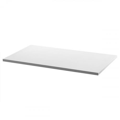 Schreibtischplatte Pythagoras | Weiß