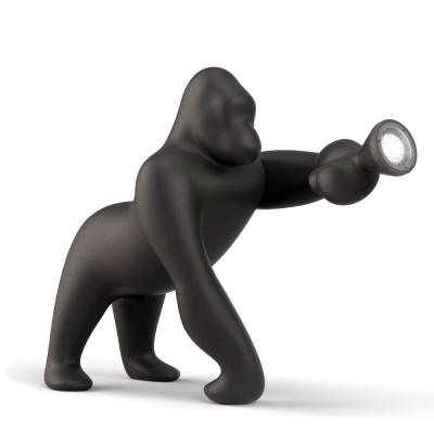 Innen-/Außenlampe Kong | Schwarz