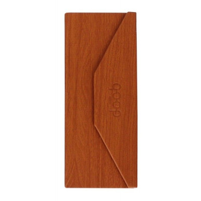 QP Foldable Glasses Case | Wood Dark