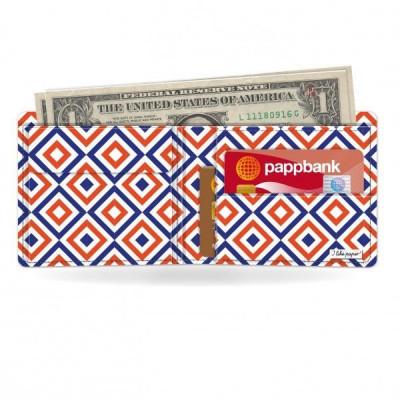 Klassische Brieftasche   Quadratur