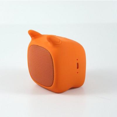 Bluetooth Speaker Bull   Orange