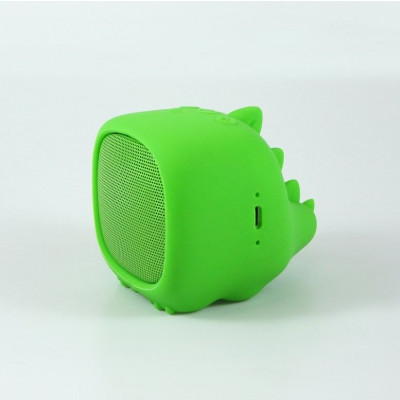 Bluetooth Speaker Dino   Green