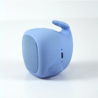 Bluetooth Speaker Whale   Blue