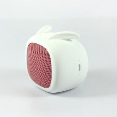 Bluetooth Speaker Bunny   White
