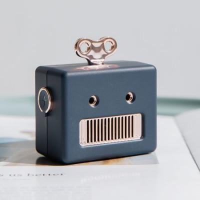 Bluetooth Speaker Robot   Blue