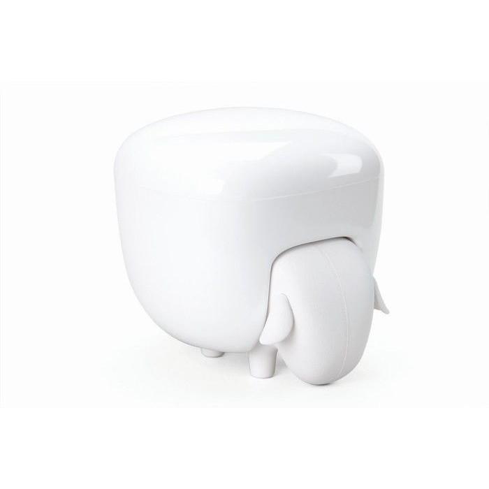 Schachtel Schaf   Ganz in Weiß