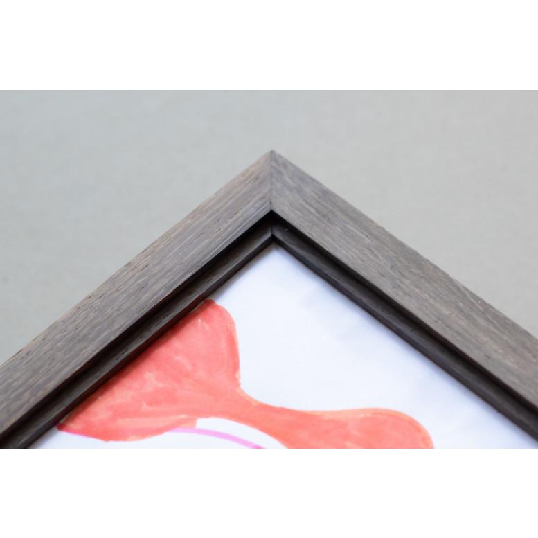 RAM'N Frame | Smoked Oak Wood List
