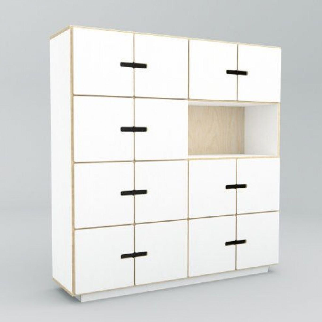 Sideboard PIX   White Film Plywood