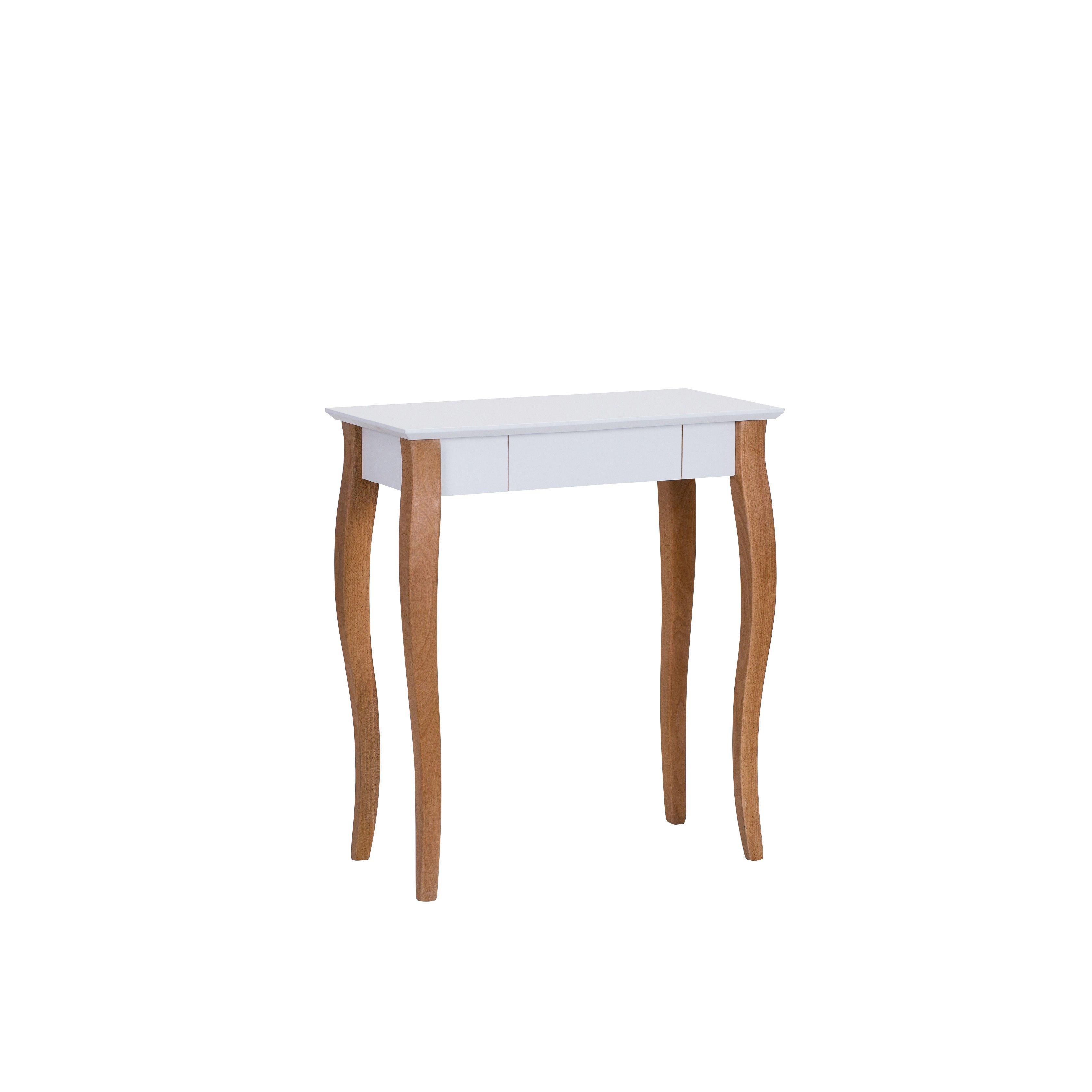LILLO Kleiner Schreibtisch | Weiß