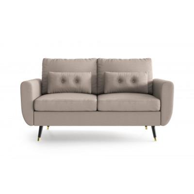 2-Sitzer-Sofa Alchimia   Taupe