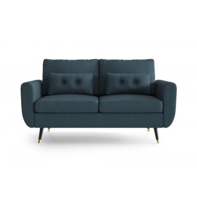 2-Sitzer-Sofa Alchimia   Blau