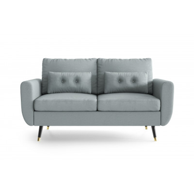 2-Sitzer-Sofa Alchimia   Grau