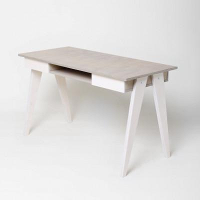 Schreibtisch HUH | Grau