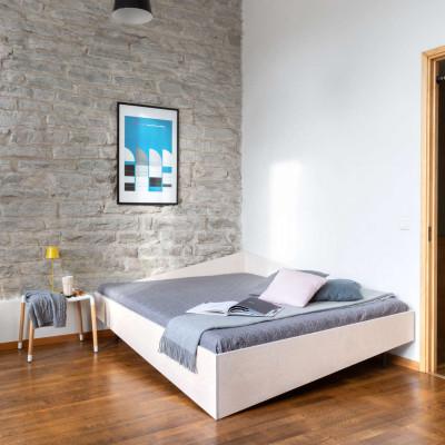 Bett Cornerbed 160 x 200 cm