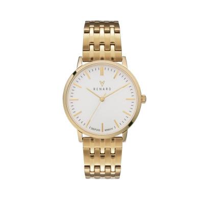 Elite Gold Watch | Unisex
