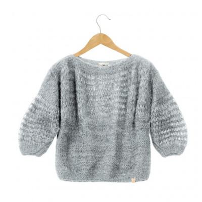 Sweater Rachel | Ash Grey