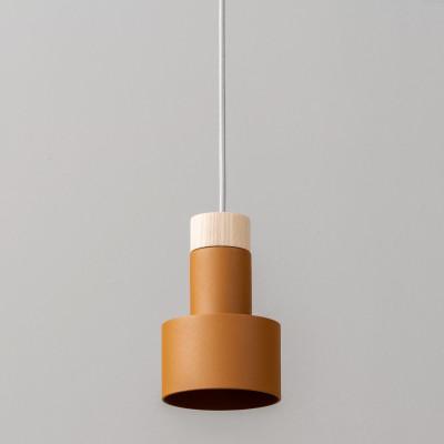Deckenlampe Radius | Mandelbraun