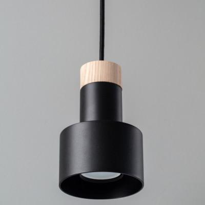 Deckenlampe Radius | Schwarz