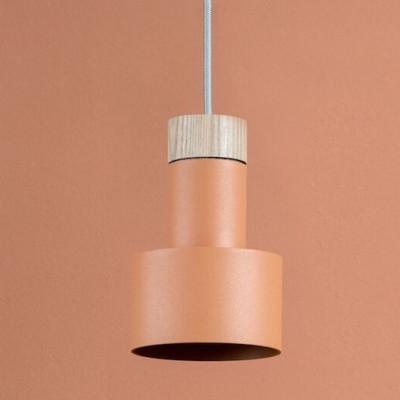 Deckenlampe Radius | Koralle