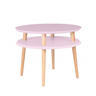 UFO-Kaffeetischrunde | Dusky Pink