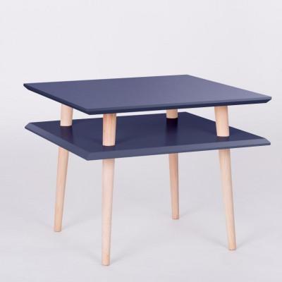 UFO-Quadratischer Tisch | Graphit