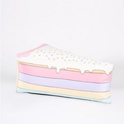 Kid's Pouf Rainbow Cake