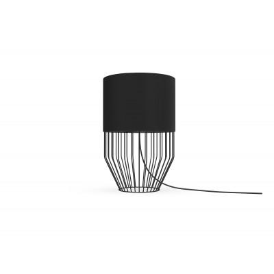 Tischlampe Raio | Schwarz