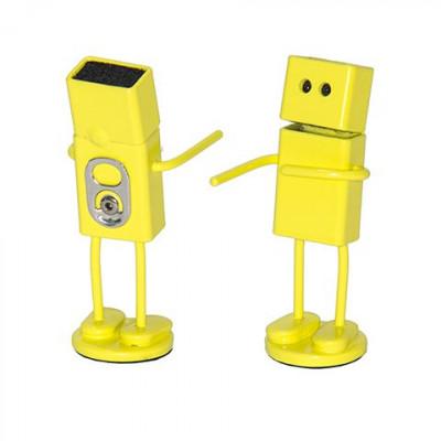 DrunkRobot Ideaholder | Gelb