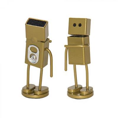 DrunkRobot Ideaholder | Gold