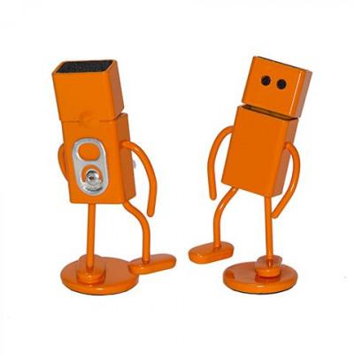 DrunkRobot Ideaholder | Orange